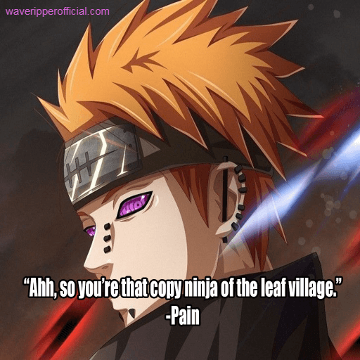 Naruto quotes pain 3