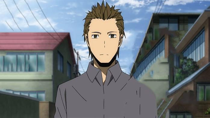 Seiji Yagiri - one of the male Yandere characters from Durara! series