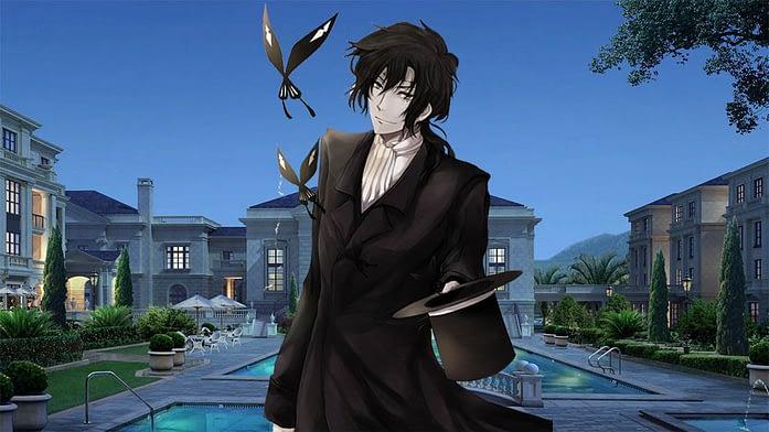 Tyki Mikk from the anime D Gray Man