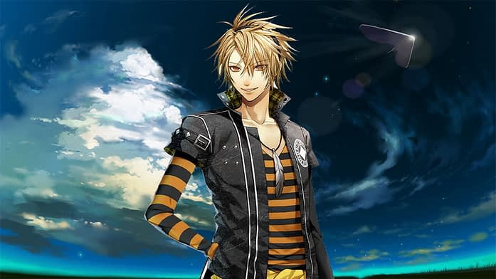 Toma from Amnesia anime series