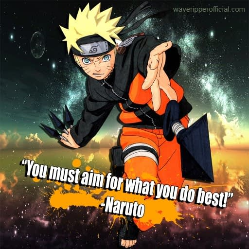 Naruto Uzumaki Quotes 3