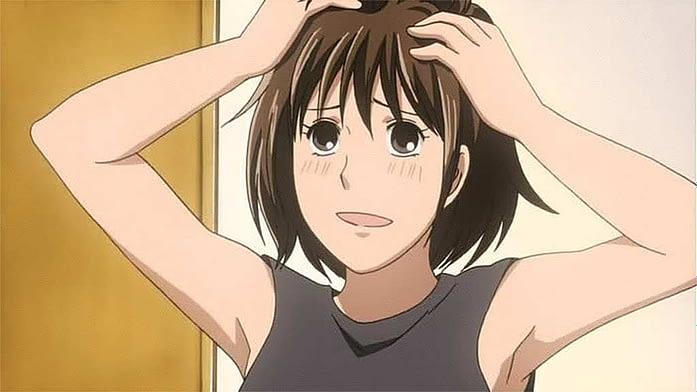 Girls with brown hair - Megumi Noda