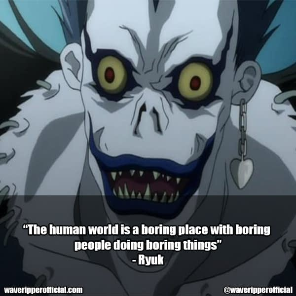 Death Note's Quotes