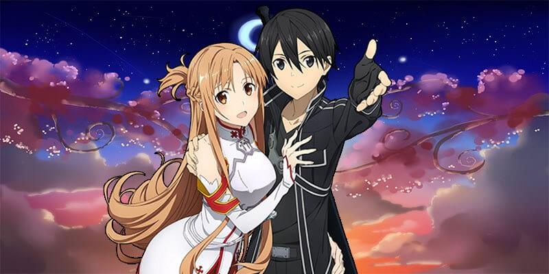 kirito and asuna couples