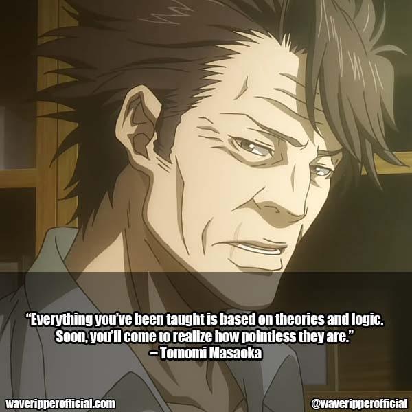 Tomomi Masaoka Quotes