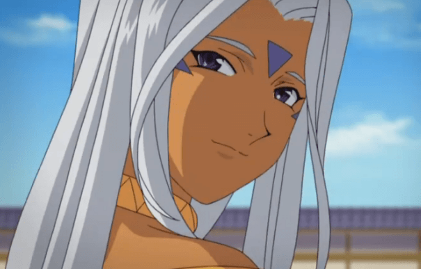 Urd - Ah My Goddess