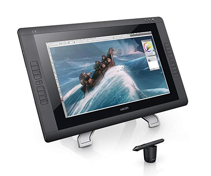 Wacom Cintiq 22HD 21-Inch Pen Display Tablet