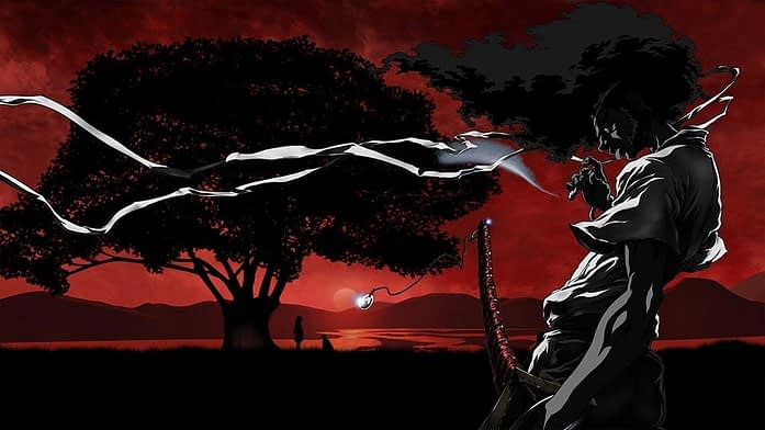 Afro Samurai Anime Series