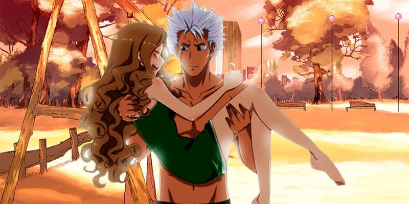 Elfman and Evergreen couples
