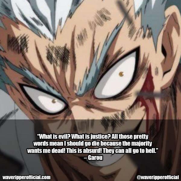 Garou Quotes 1