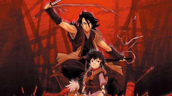 Sword of the Stranger in Sengoku Era