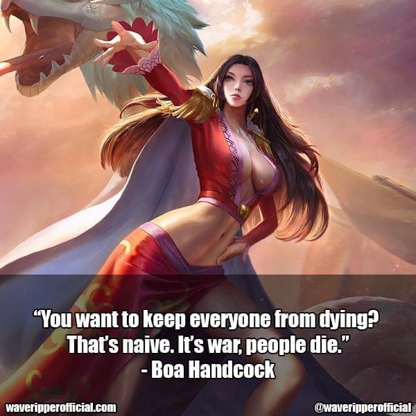 Boa Handcock quotes