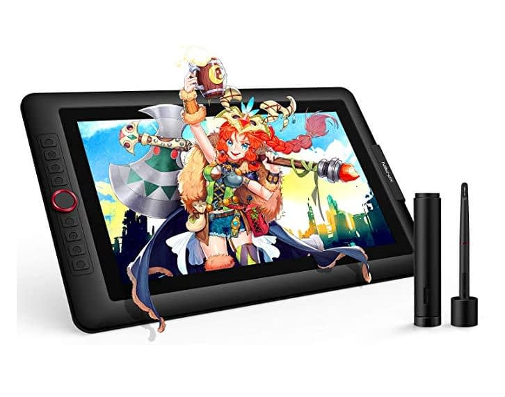 XP-PEN Artist15.6 Pro Drawing Pen Display Graphics Tablet