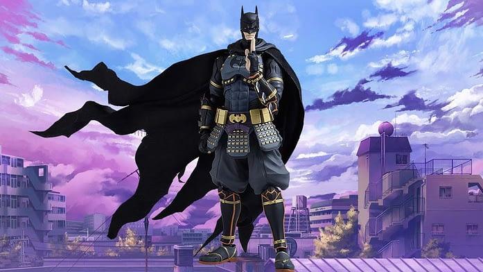 Batman Ninja - DC samurai