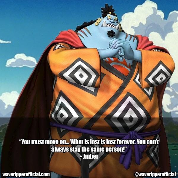 Jinbei quotes 1