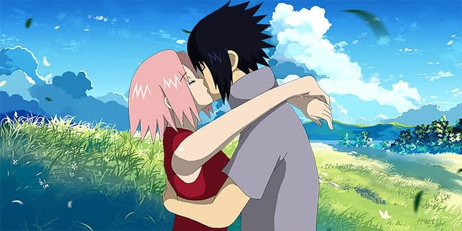 Sakura and Sasuke couples