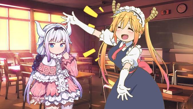 miss kobayashis dragon maid characters