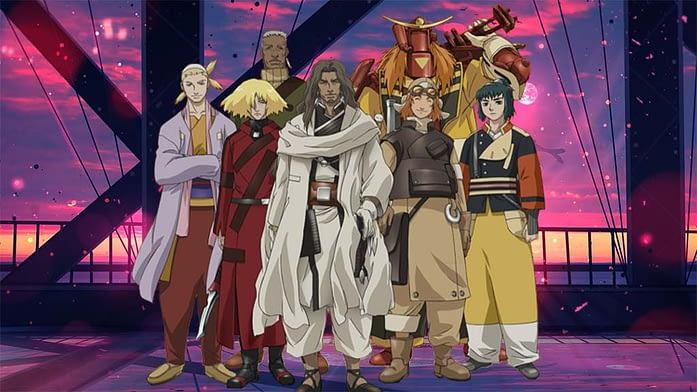 Great Samurai Anime - Based on Classic Story