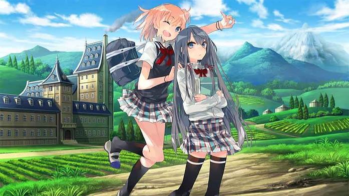 Yahari Ore no Seishun Love Comedy wa Machigatteiru anime