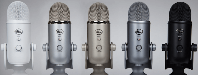 best studio microphones for youtube, usb microphones, blue yeti