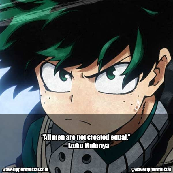 46+ My Hero Academia Quotes That Show the Spirit of Motivation