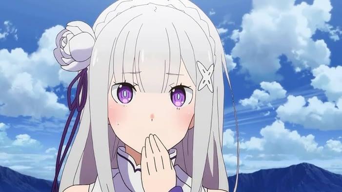 Emilia - Re Zero